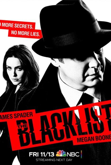 Черный список 8 сезон