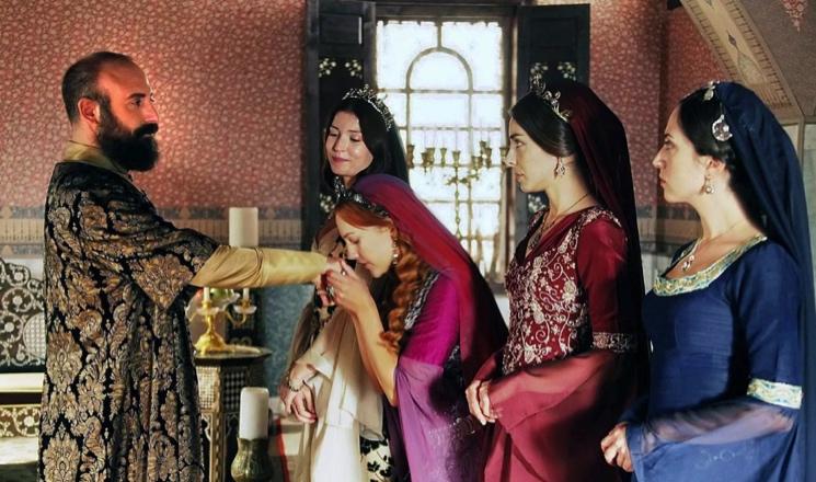 Роспуск гарема султаном Сулейманом – как это было на самом деле