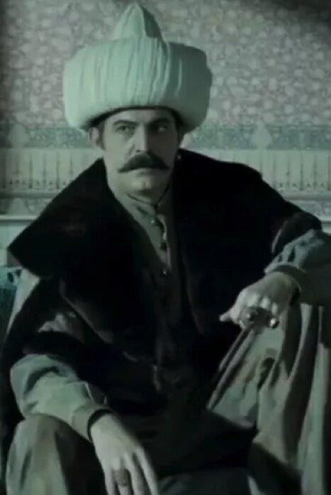 Явуз султан Селим 1 сезон