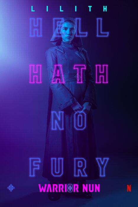 Монахиня-воин 2 сезон