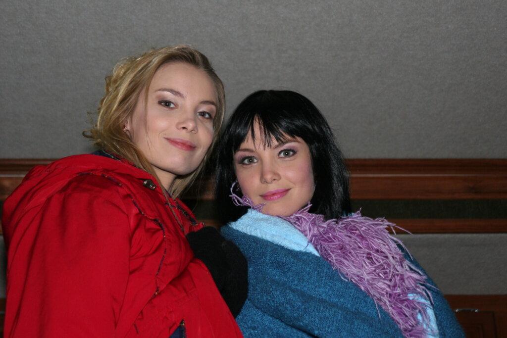 Фантастика! Ольга и Татьяна Арнтгольц родили с разницей в 20 дней