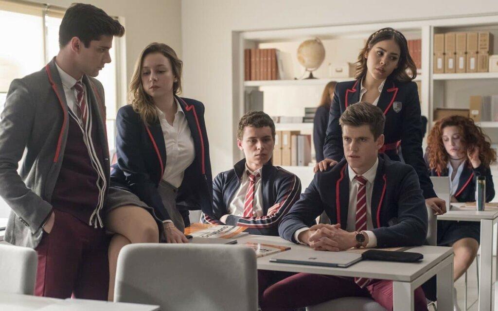 Netflix анонсировал новый сезон «Элиты»