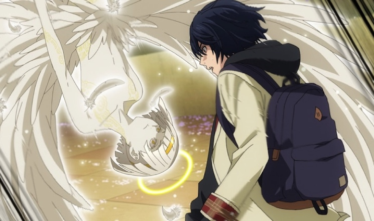 Вышел первый трейлер аниме «Платиновый предел»