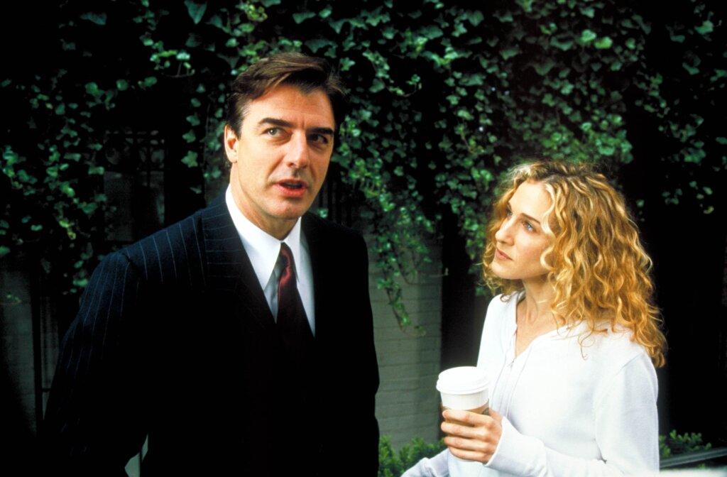 Кэрри и мистер Биг снова вместе в новом сезоне «Секса в большом городе»