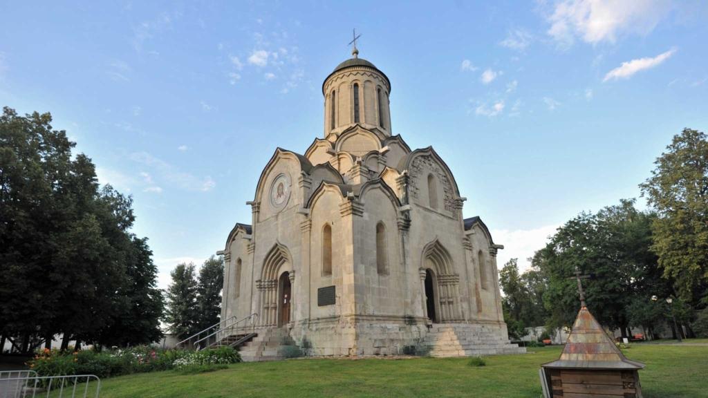 Спасский собор в Андрониковом монастыре