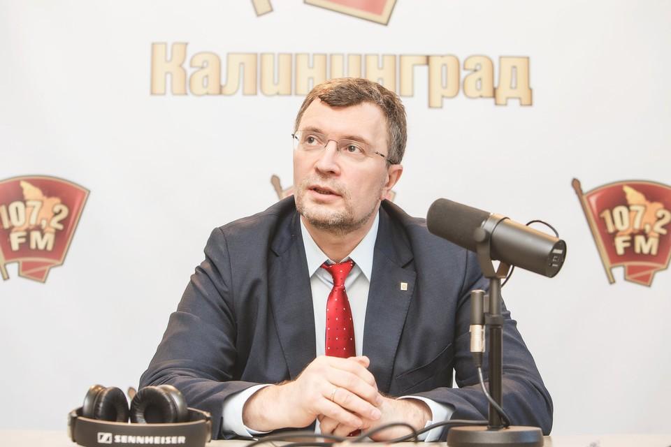 Авторитет. Юрий Дергачёв