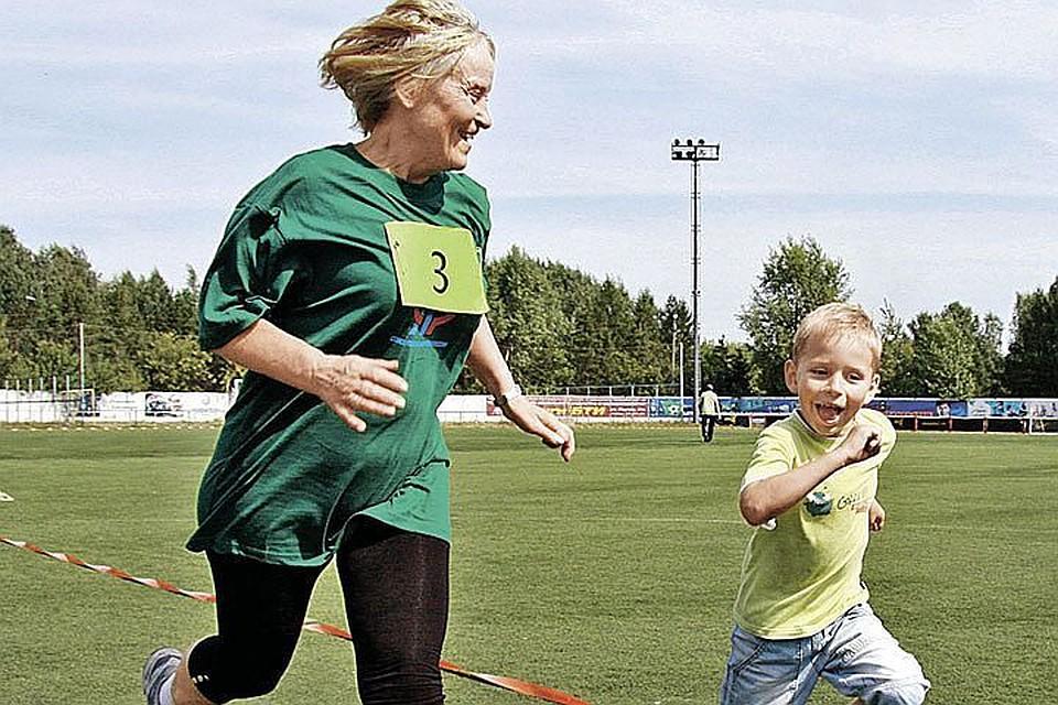 7 лучших видов спорта для пожилых 03506c8dc4e