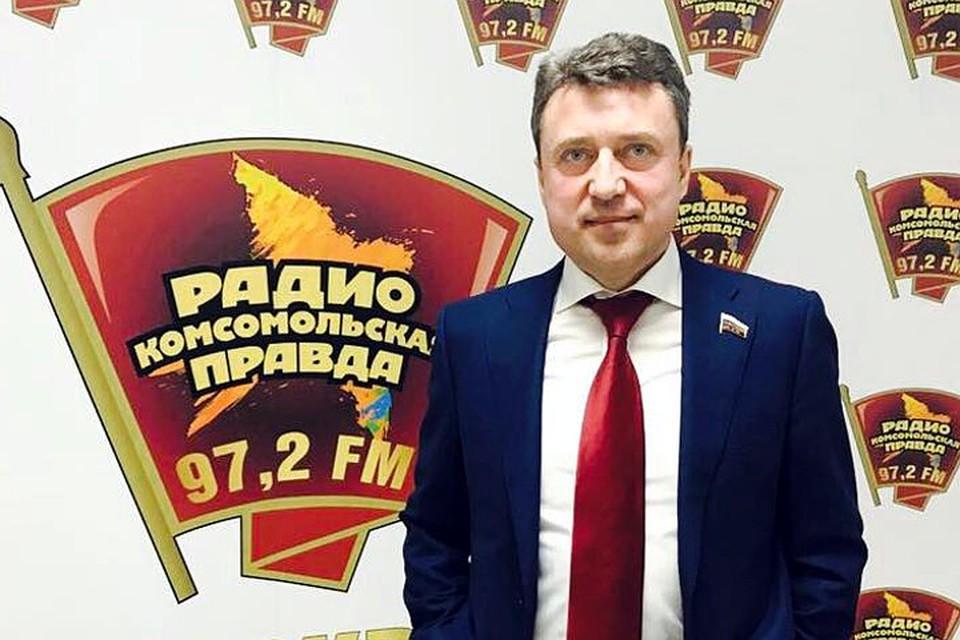 Анатолий Выборный. Фото с персональной странички гостя в соцсети.