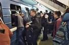 Раненых в питерском метро спасали всем миром