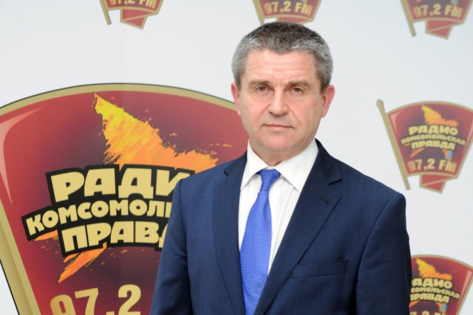 Мы поговорили с генерал-майором юстиции Владимиром Маркиным