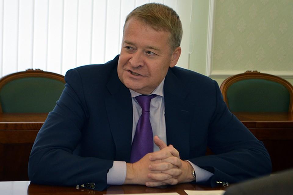 Маркелов арестован по подозрению в «покушении на взятку»