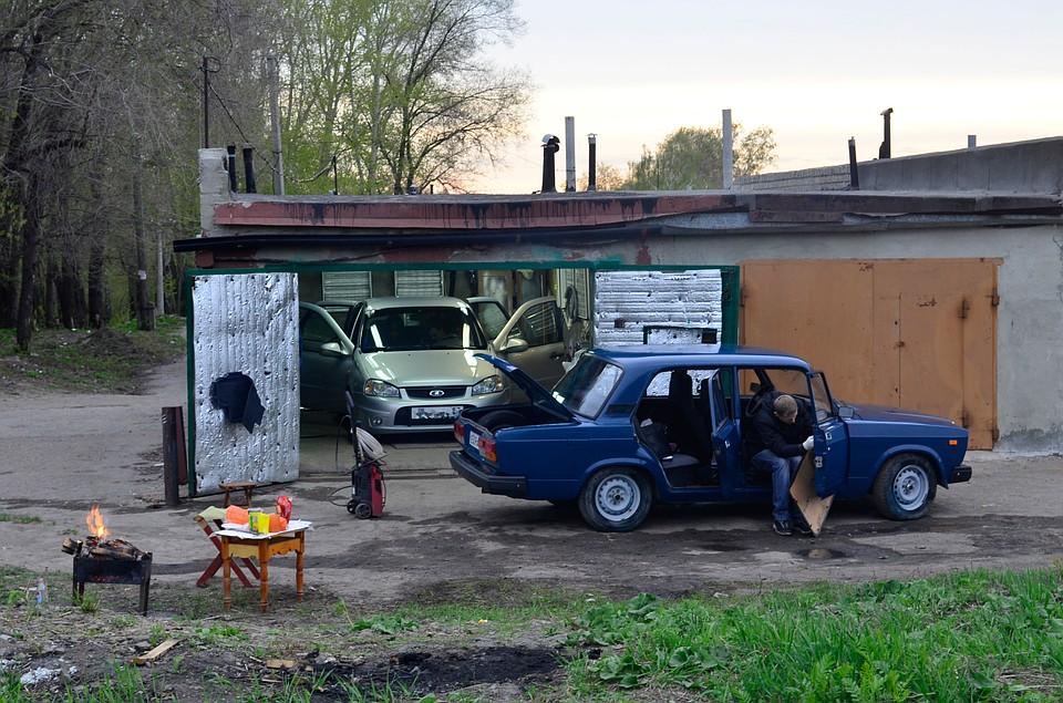 Оформить гараж в крыму