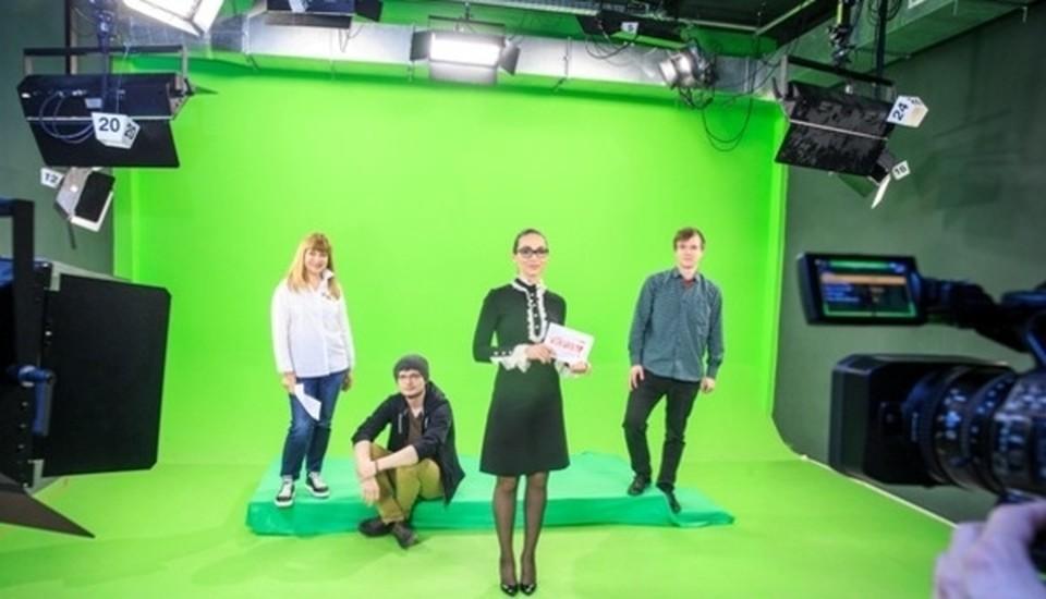 На «Каскаде» выходит новая телепрограмма