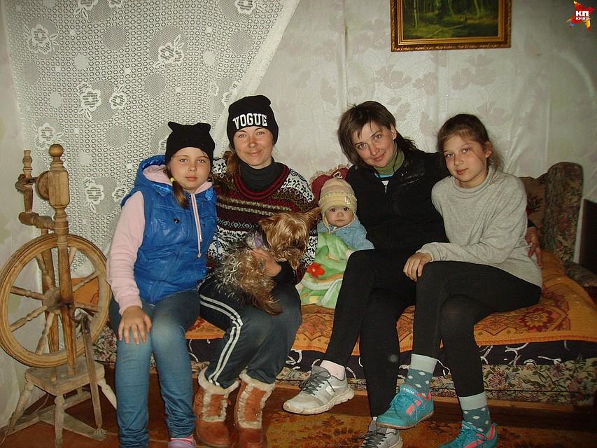 Молодые мамы показывают себя в высоком качестве фото 54-750