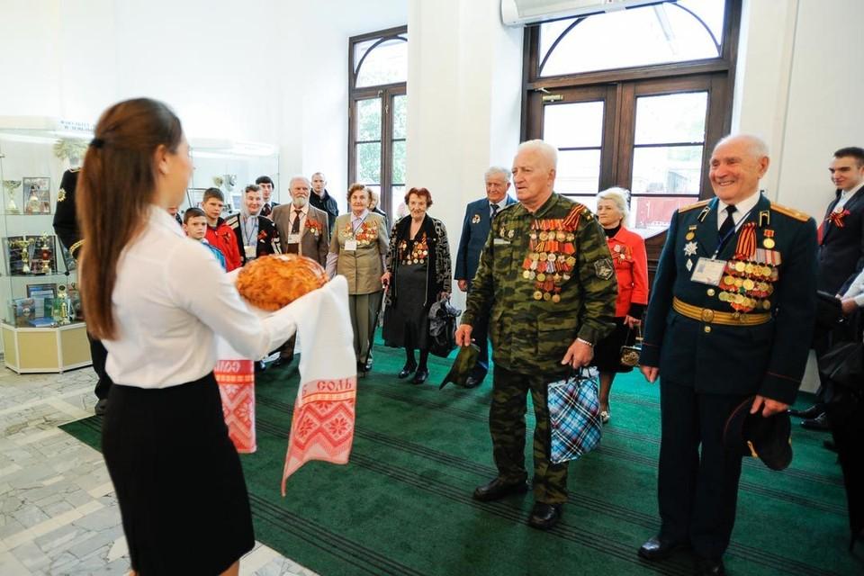 Донбасские ветераны День Победы отметят в Ставрополе