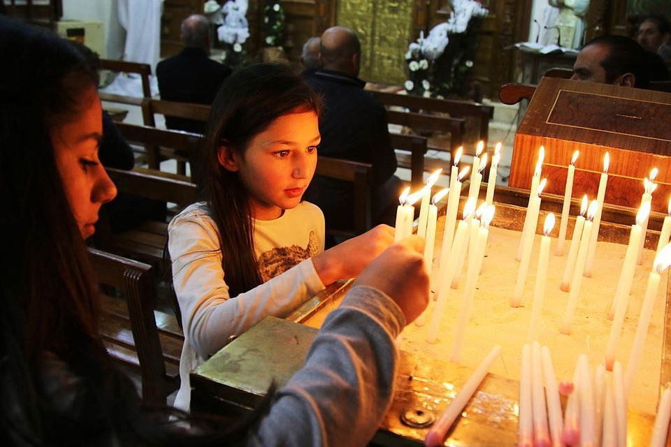 После начала гражданской войны в Сирии из 2,5 млн христиан примерно половина уже покинула страну