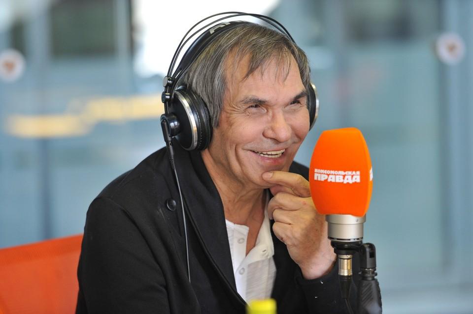 Бари Алибасов в гостях на Радио «Комсомольская правда»