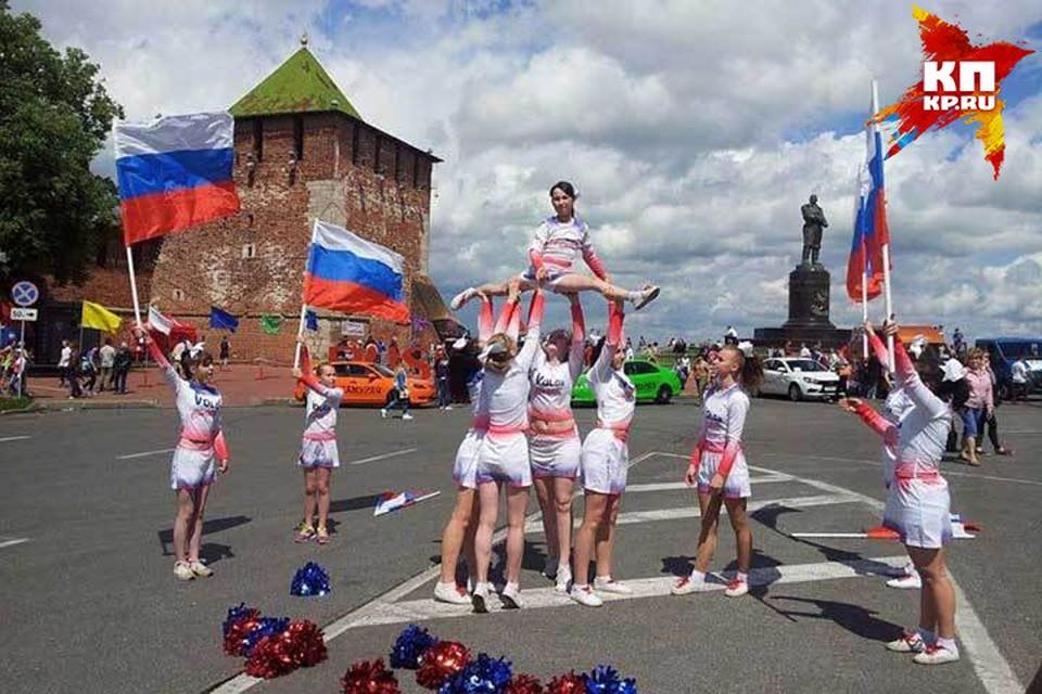 """""""Комсомолка"""" узнала, как провести День города 2017 в Нижнем Новгороде."""