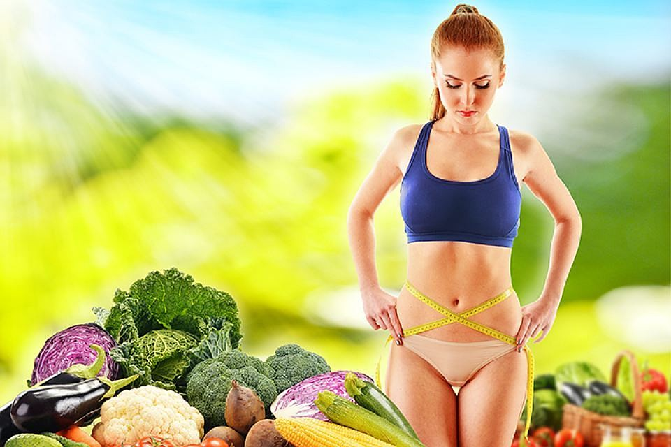 продукты чтобы похудеть в животе