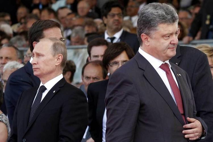 Порошенко не учел, что Лермонтов - один из любимых поэтов Путина, и президент России разбирается в нем явно лучше президента Украины