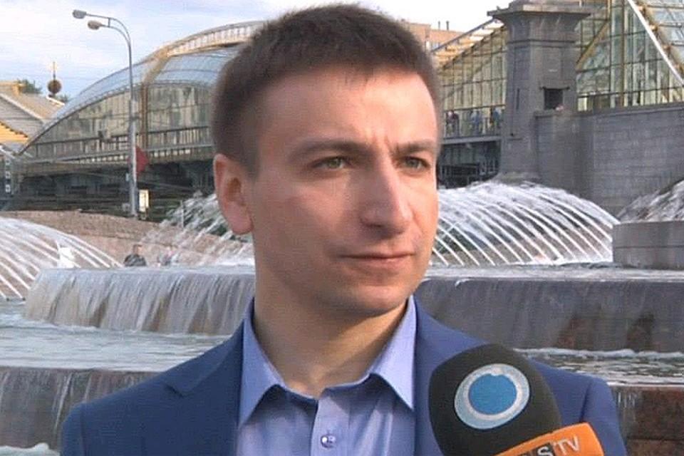 Политолог-американист Виктор Олевич