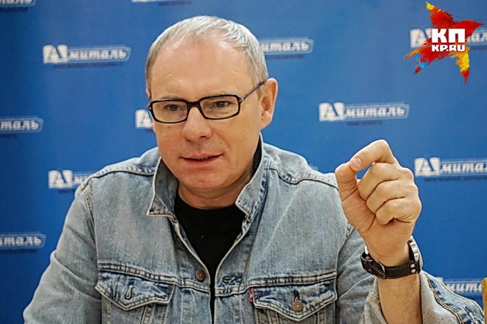 Игорь Прокопенко в Воронеже.