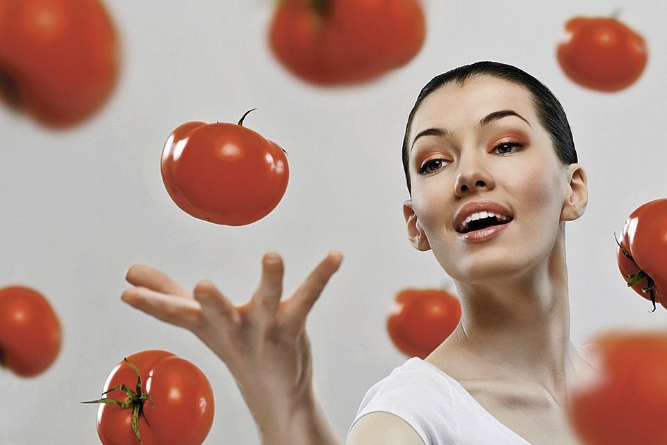В такое лето лишь бы вообще свои помидоры созрели! Фото: фотобанк Лори