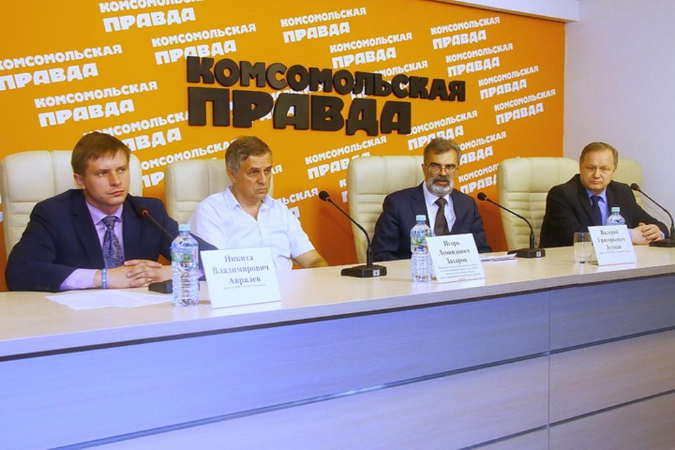 Чем вызваны перемены и что ждет в перспективе юристов и экономистов - об этом шла речь в ходе «круглого стола» в пресс-центре «Комсомольской правды» в Нижнем Новгороде».