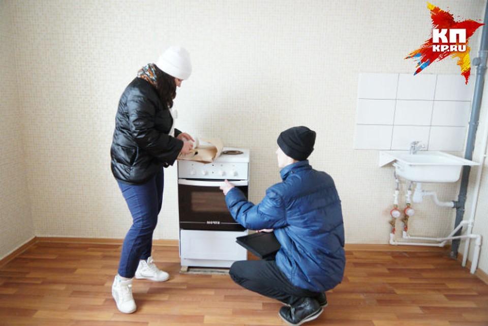 В наше время представить себе частный дом без газовой плиты сложно