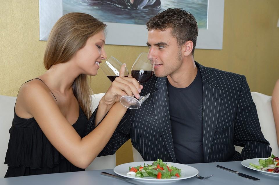 Что приготовить на первом свидание перед сексом