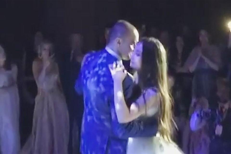 Софья и Вадим Бадаловы. Фото: скрин с видео