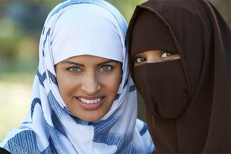 Женьщина масульманка поведение в сексе