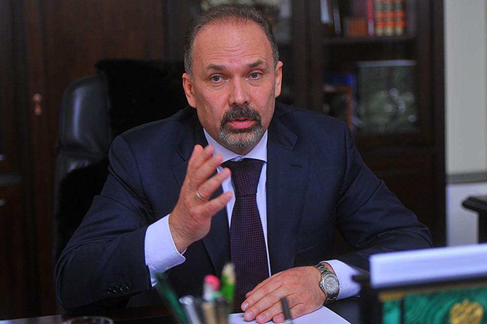 Такие цифры назвал глава министерства строительства и ЖКХ Михаил Мень.