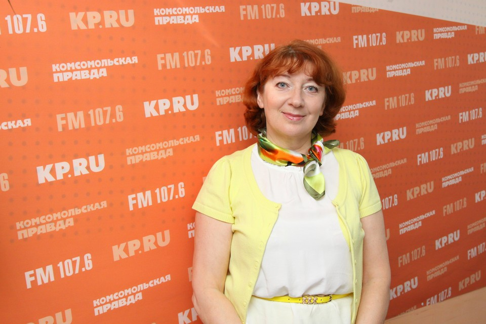 Руководитель удмуртского регионального отделения Российского союза туриндустрии Елена Захидова