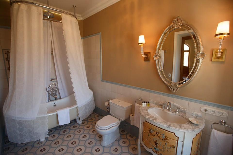 Ванная комната - это визитная карточка для хозяйки.