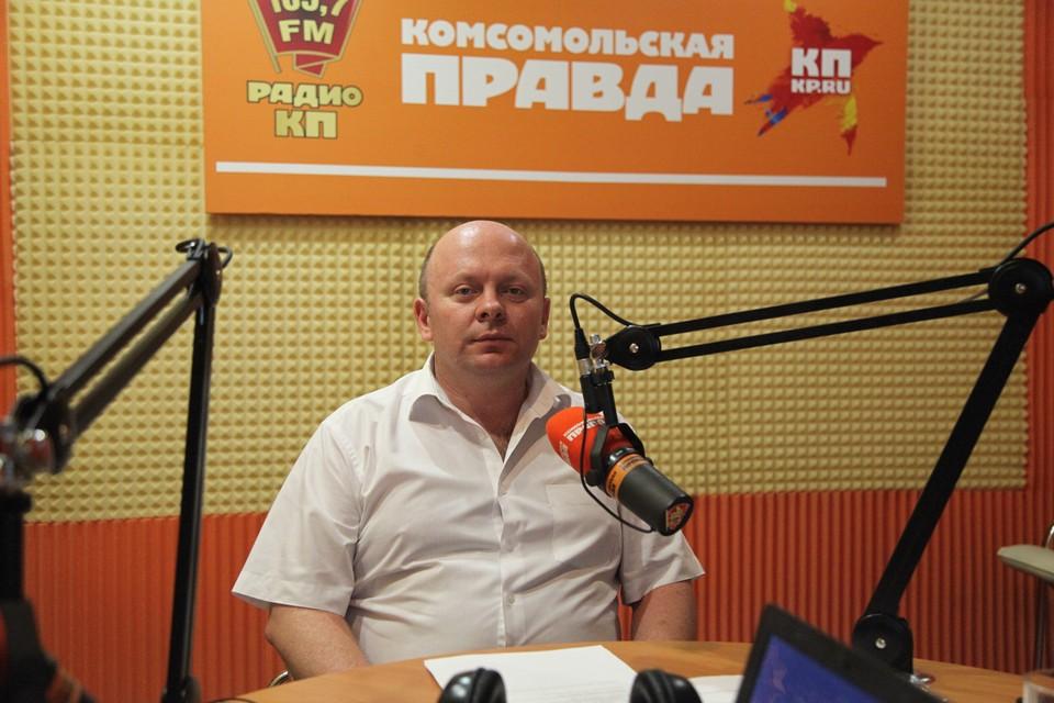 Центральная больница города Кисловодска