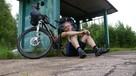 Петербуржец отправился до Новосибирска на… велосипеде