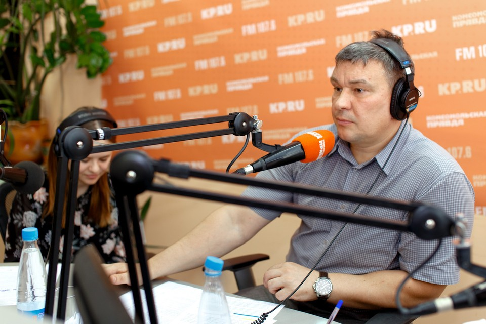 Алексей Викторович Горбачев, и.о. министра транспорта и дорожного хозяйства УР
