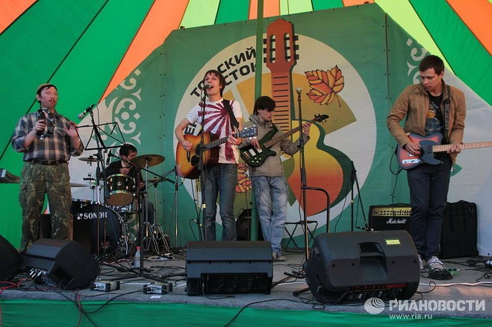 Фестиваль томск