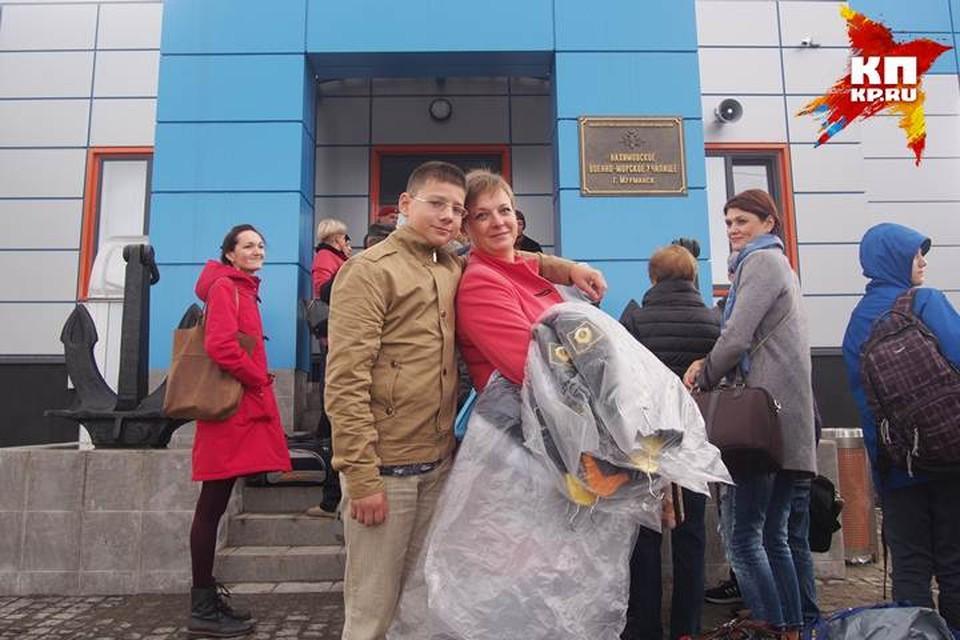 Дима Соловьев из Североморска прошел через кадетский корпус и поступил в новое мурманское училище. Все это для того, чтобы продолжить семейную воинскую традицию.