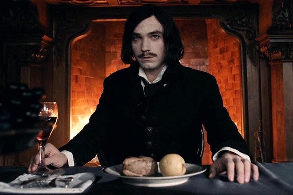 """Кадр из фильма """"Гоголь.Начало""""."""