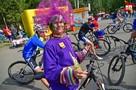 Велокарнавал «Комсомолки» в Новосибирске: почти как в Каннах!
