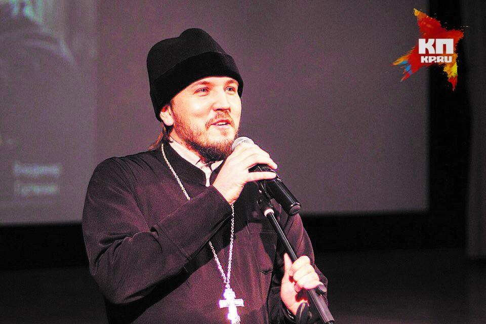 Священник и психолог Красноярской епархии Родион Петриков