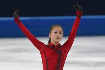 Юлия Липницкая поблагодарила своих болельщиков за понимание