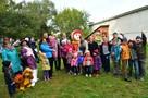Цветам жизни - новые детские площадки в Новосибирске
