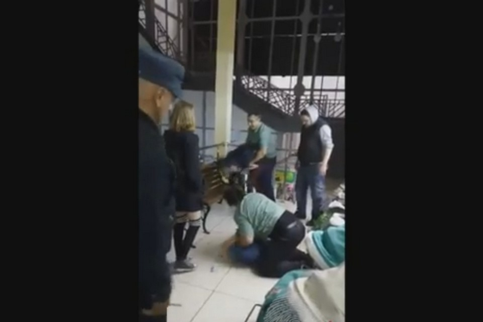 Скриншот: «Инцидент Кемерово»