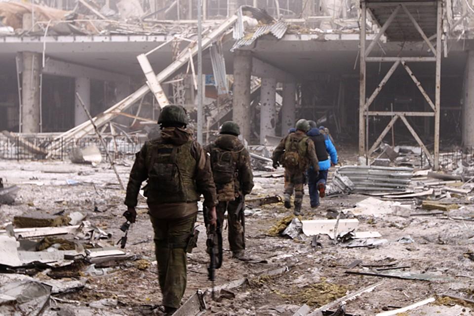 Оборона аэропорта для украинцев закончилась провалом, и объект взяла под свой контроль армия ДНР