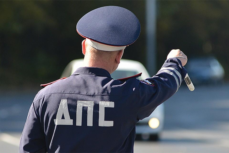 Поздним вечером в центре Москвы был насмерть сбит инспектор ГИБДД.