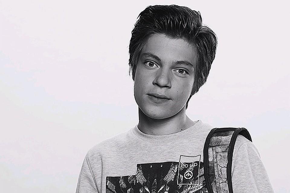 18-летний актер Егор Клинаев погиб в ДТП