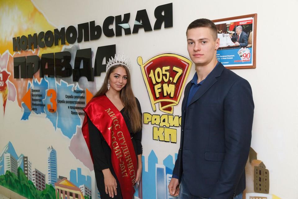 Ставропольцы выиграли конкурс «Мисс и Мистер студенчество России-2017»